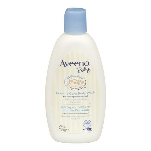 AVEENO Baby Eczema Care Wash 236mL