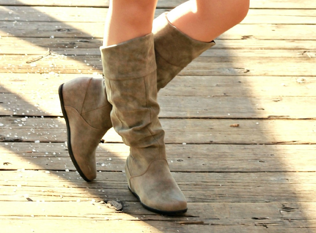 Cougar Boots Fandago 2 in Taupe