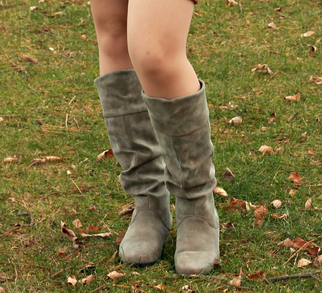 Cougar Boots Fandago2 in Taupe
