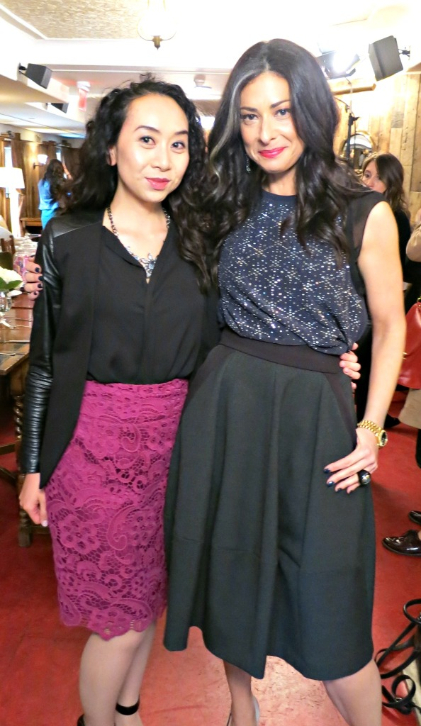 Stacy London and Elaine Atkins Excel Event; Toronto Beauty Reviews
