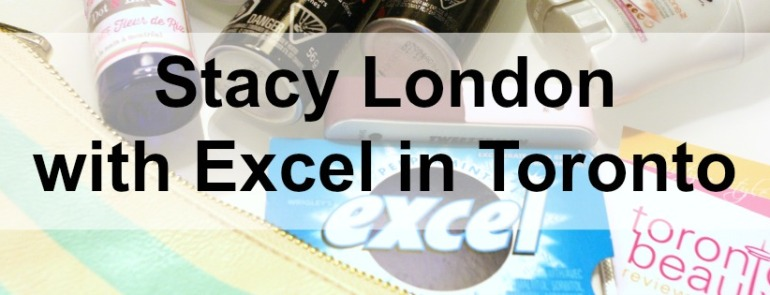 Stacy London with Excel Feature