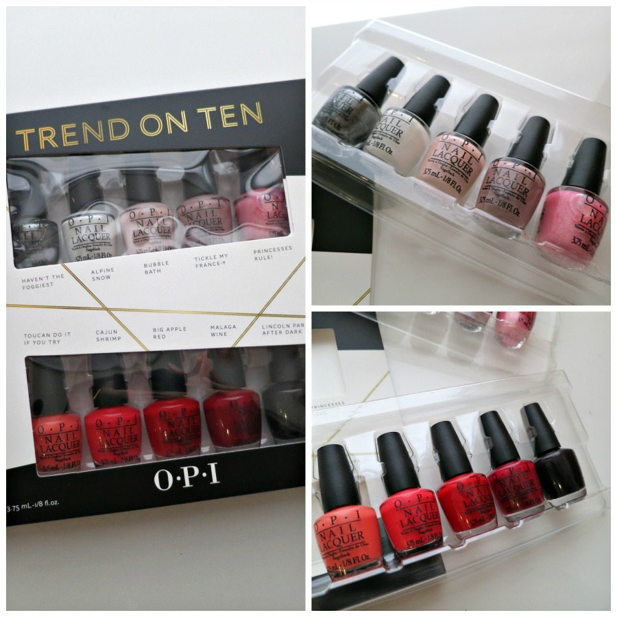 Last Minute Gift Ideas OPI Trends