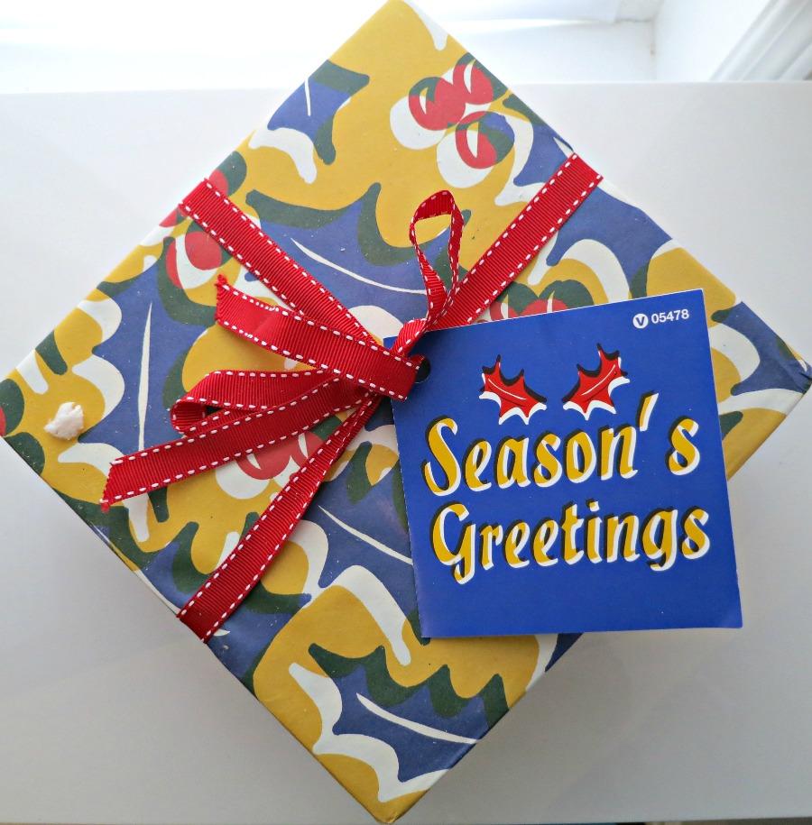 Last Minute Gift Ideas - Lush Season's Greetings Set