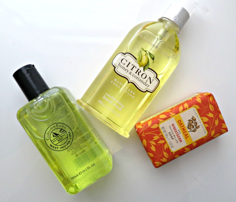 Last Minute Gift Ideas - Crabtree & Evelyn