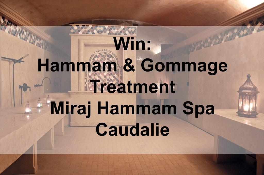 Miraj Hammam Spa Giveaway - Toronto Beauty Reviews