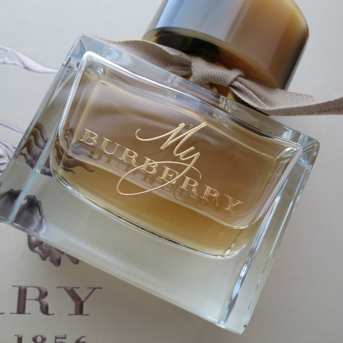 Winter Beauty Picks - My Burberry Perfume