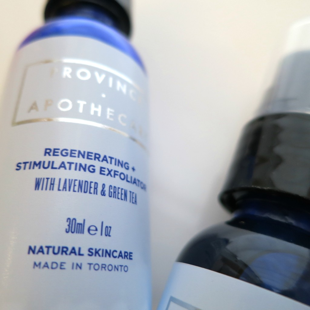 Winter Beauty Picks - Province Apothecary Exfoliator