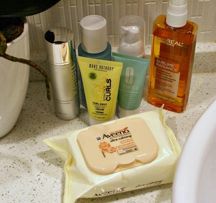 Bathroom Travel Essentials