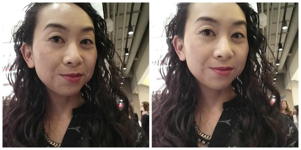LG G3 beauty campaign beauty mode