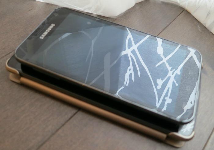 LG G3 Beauty Campaign Screen vs Samsung Galaxy S2