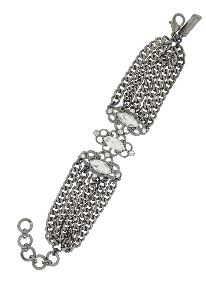 Valentine's Gifts Cocoa Jewelry Brooklyn Chain Bracelet // Toronto Beauty Reviews