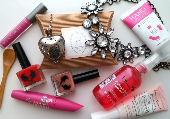 Valentine's 2015 // Toronto Beauty Reviews