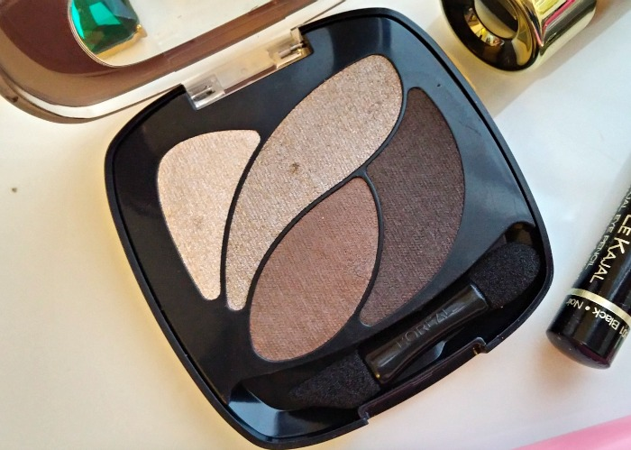 Red Carpet Read L'Oreal Paris Color Rich Eyeshadow Absolute Taupe
