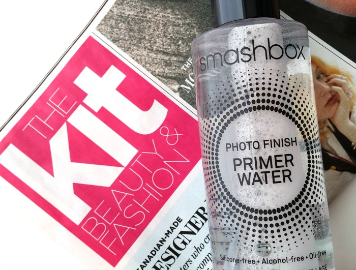The Kit One Minute Miracle Products Smashbox Photo Finish Primer Water #OneMinuteMiracle // Toronto Beauty Reviews