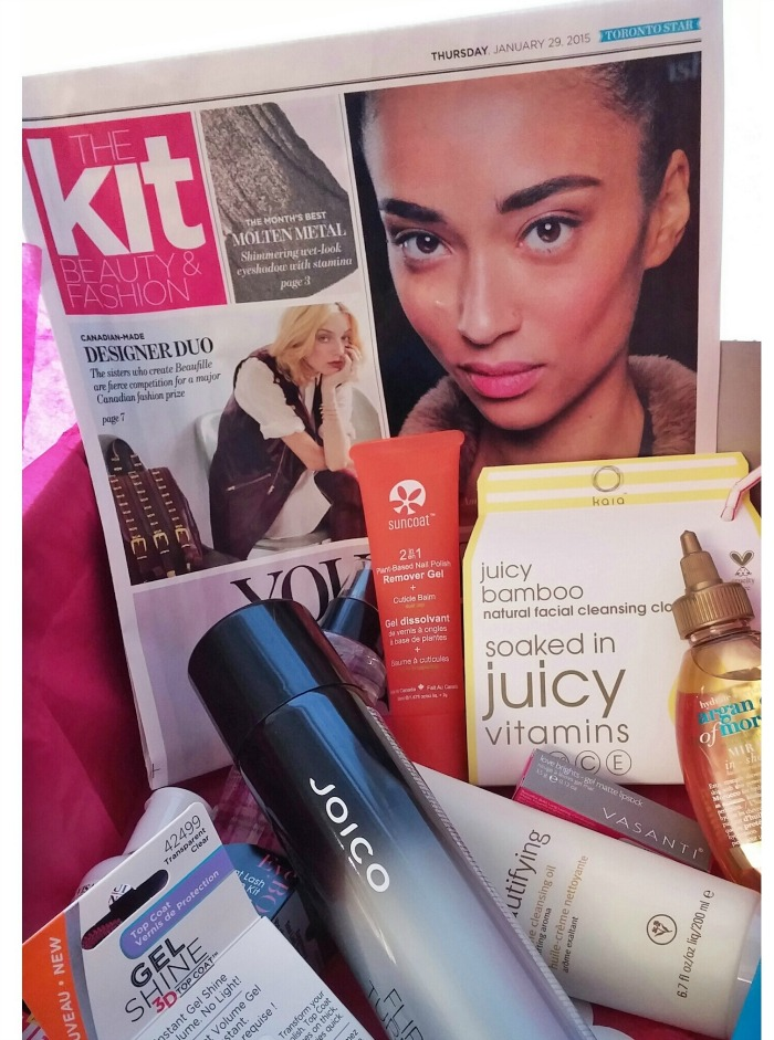 The Kit One Minute Miracle Products #OneMinuteMiracle // Toronto Beauty Reviews