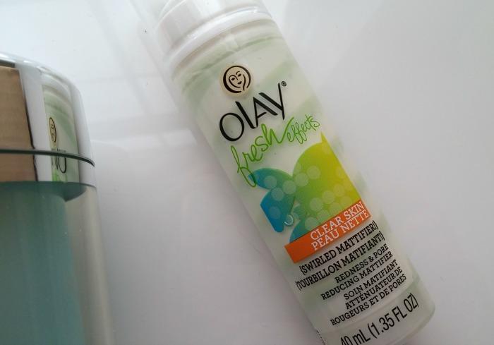 Olay Fresh Effects Mattifier // Toronto Beauty Reviews