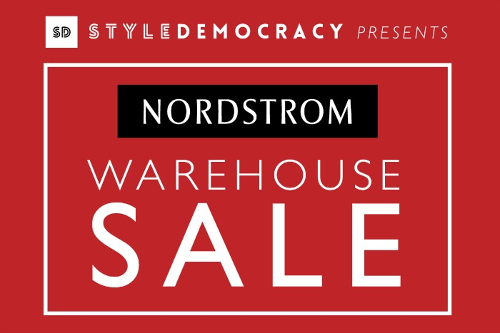 Style Democracy Hosts the Nordstrom Warehouse Sale