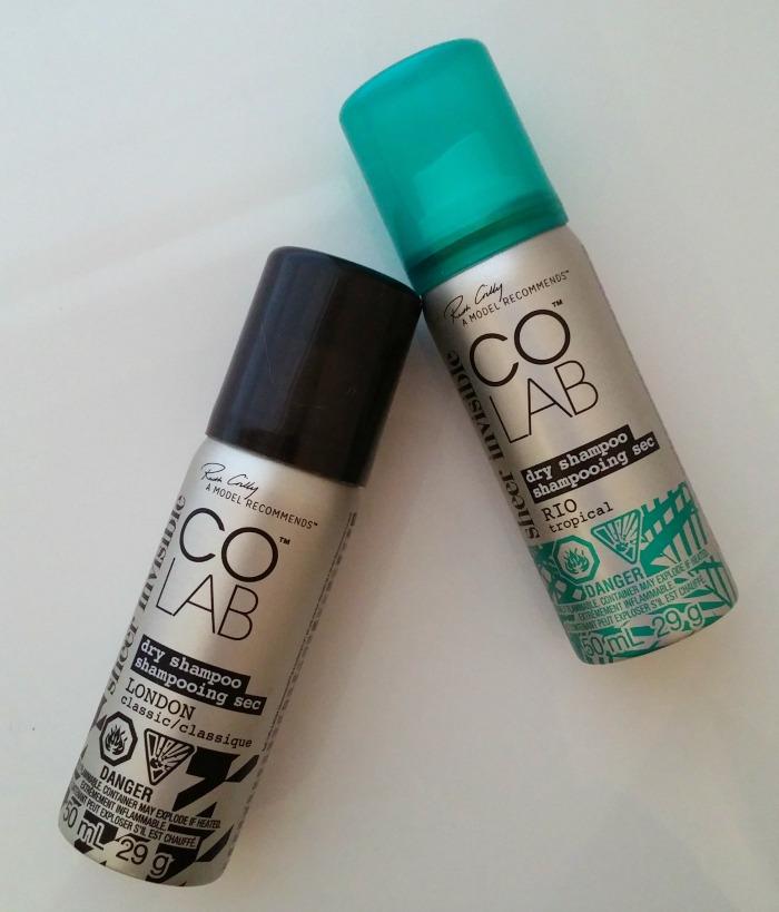 COLAB Dry Shampoo // Toronto Beauty Reviews