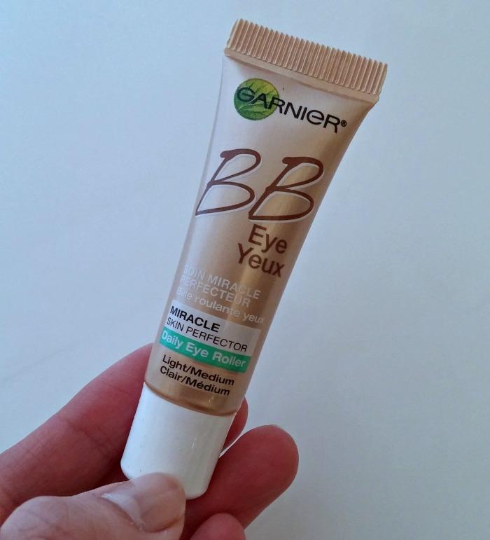Garnier Skin Renew BB Cream Eye Roller // Toronto Beauty Reviews