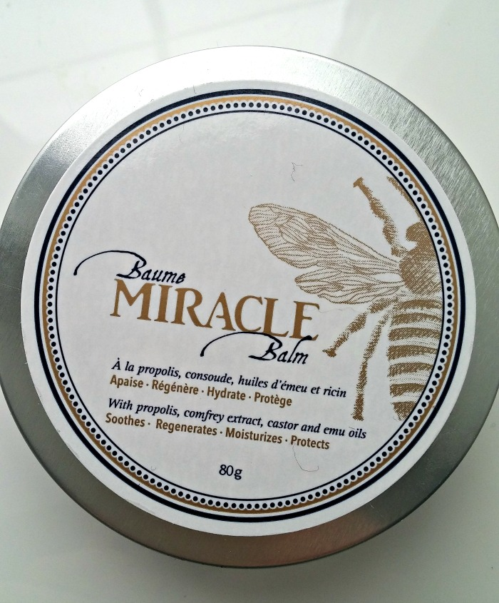 Secret Beauty Weapon: Miracle Balm