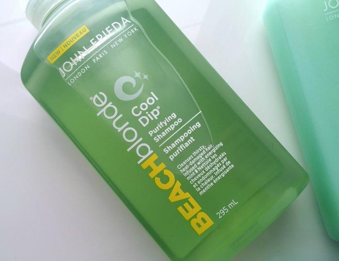 John Frieda Beach Blonde Purifying Shampoo // Toronto Beauty Reviews