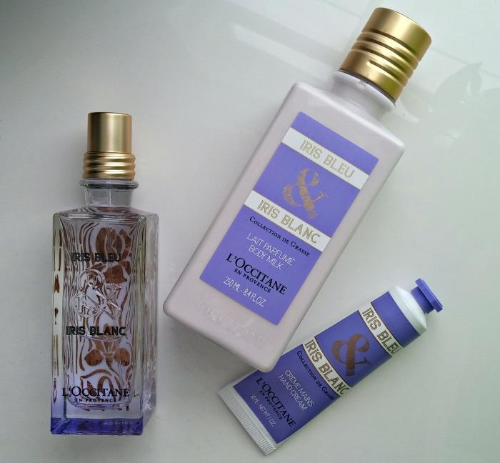 Mother's Day Gift Idea: L'Occitane Iris Bleu & Iris Blanc Collection // Toronto Beauty Reviews