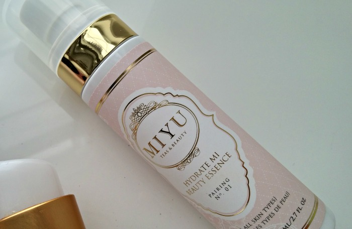Blushing Bridal Beauty MIYU Beauty Hydrate Mi Essence // Toronto Beauty Reviews
