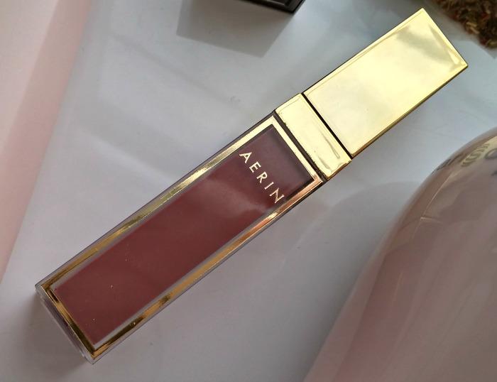 Blushing Bridal Beauty Aerin Lauder Weekday Lipgloss // Toronto Beauty Reviews