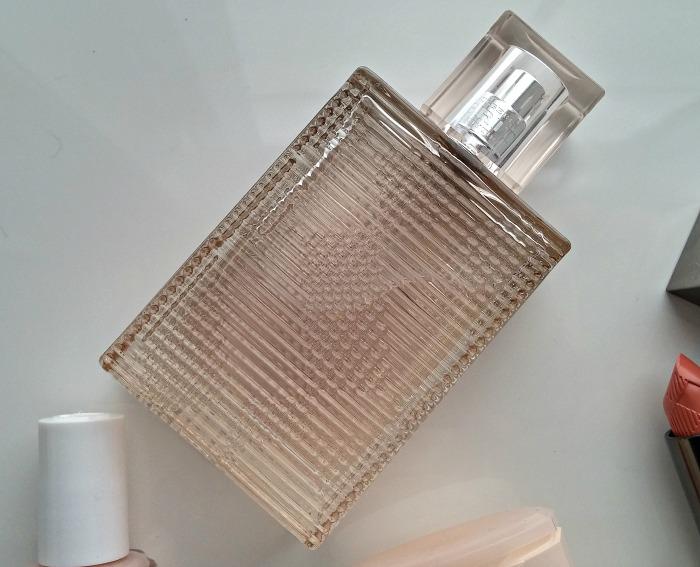 Blushing Bridal Beauty Buberry Brit Rhythm Perfume // Toronto Beauty Reviews