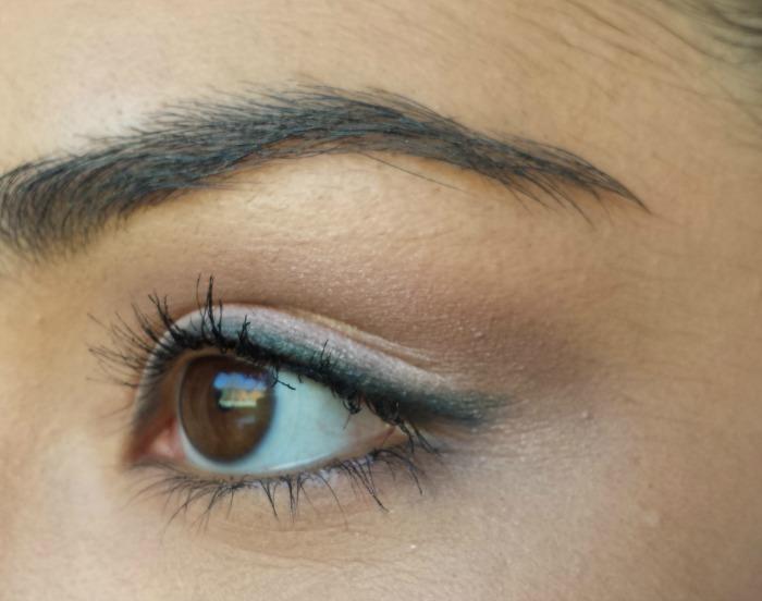 Clarins Garden Escape Palette eye makeup look // Toronto Beauty Reviews