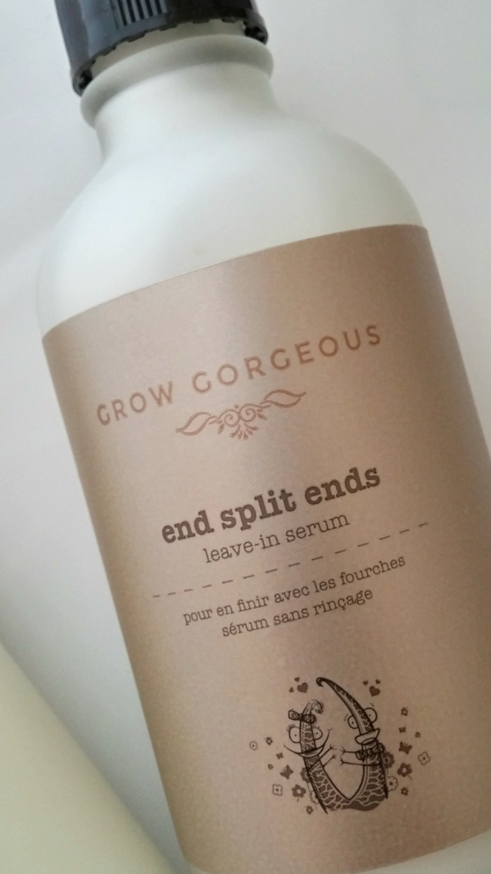 Deciem Grow Gorgeous End Split Ends Serum // Toronto Beauty Reviews