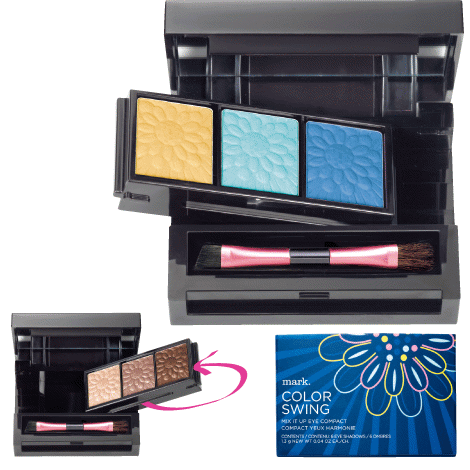 Mother's Day Gift Idea: mark Colour Swing Palette // Toronto Beauty Reviews