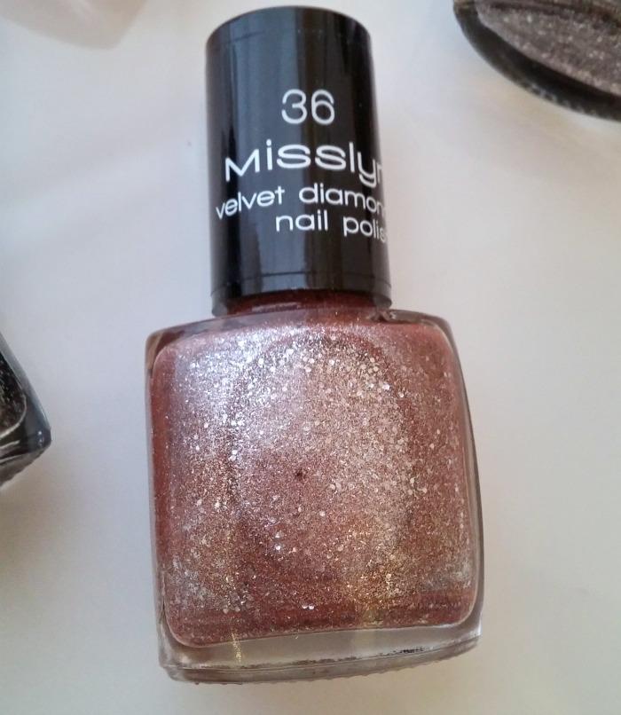 Misslyn Nail Polish - Champagne // Toronto Beauty Reviews