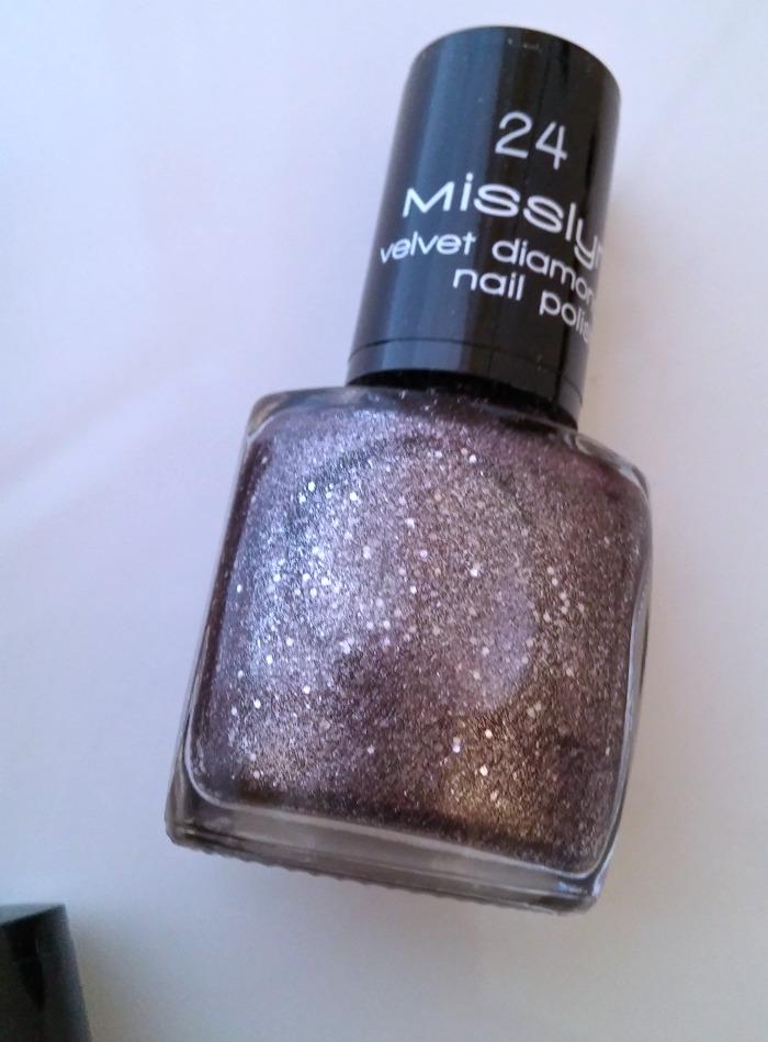 Misslyn Nail Polish - Elegance // Toronto Beauty Reviews