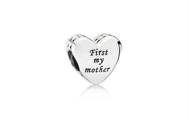 Mother's Day Gift Idea: Pandora Heart Silver Charm // Toronto Beauty Reviews