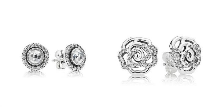 Mother's Day Gift Idea: Pandora Earrings // Toronto Beauty Reviews