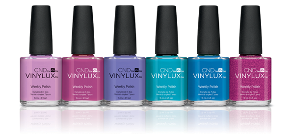 CND Garden Muse Collection Vinylux // Toronto Beauty Reviews