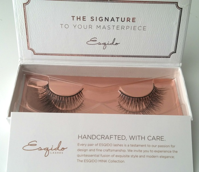 Esqido Lashes Unforgettable // Toronto Beauty Reviews