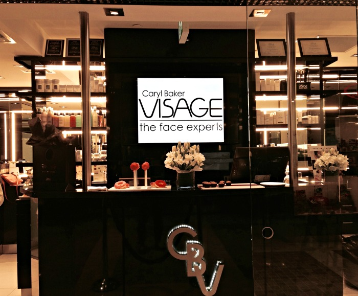 Beauty Event At Caryl Baker Visage