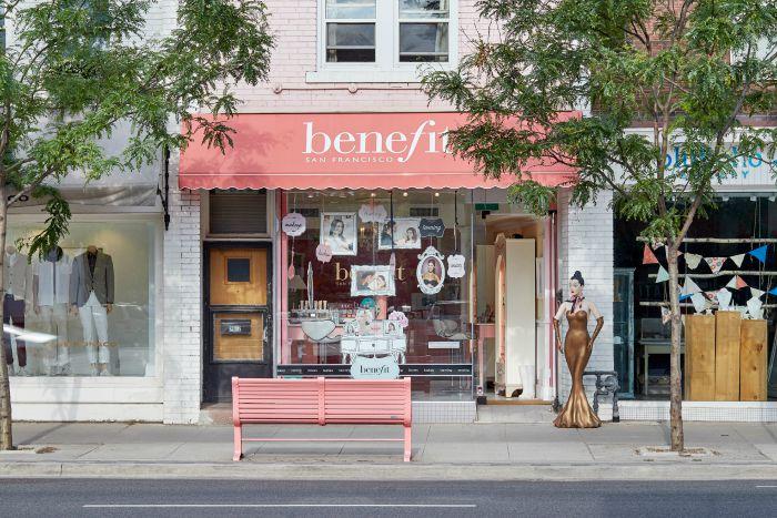 Benefit Toronto Boutique // Toronto Beauty Reviews