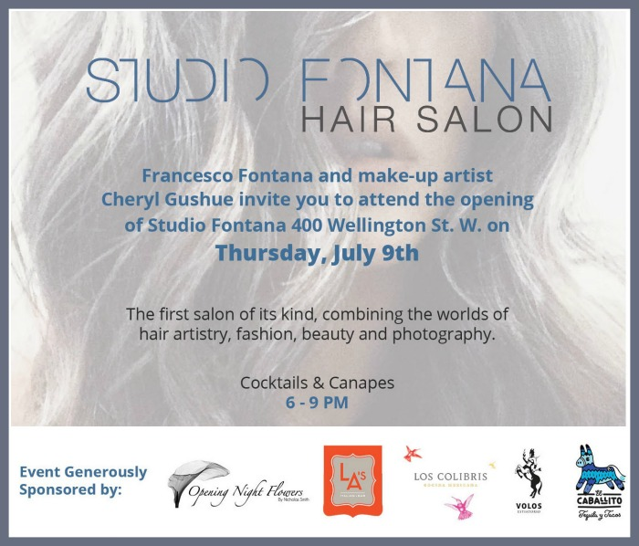 Giveaway: Win A Pair of Tickets to The Studio Fontana Opening Event