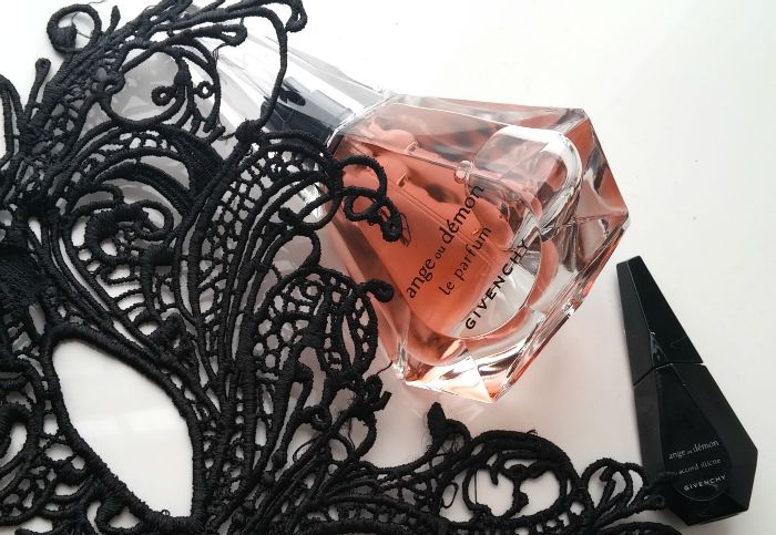 Givenchy's Newest Ange ou Démon Scent