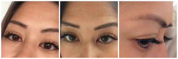 Xtreme Lashes At Caryl Baker Visage // Toronto Beauty Reviews