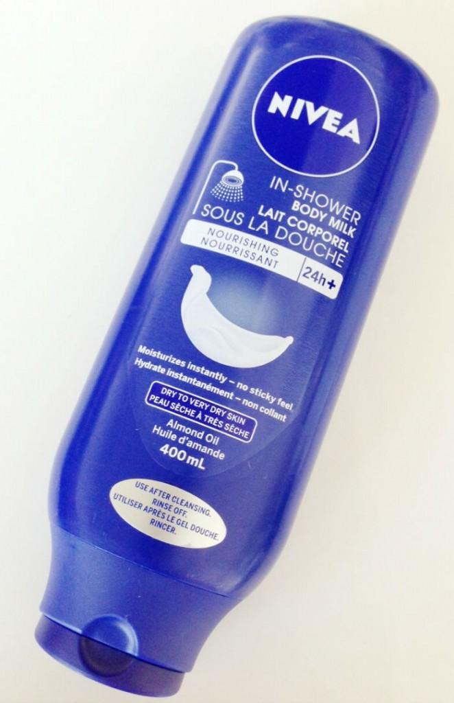 In shower Moisturizers // Toronto Beauty Reviews