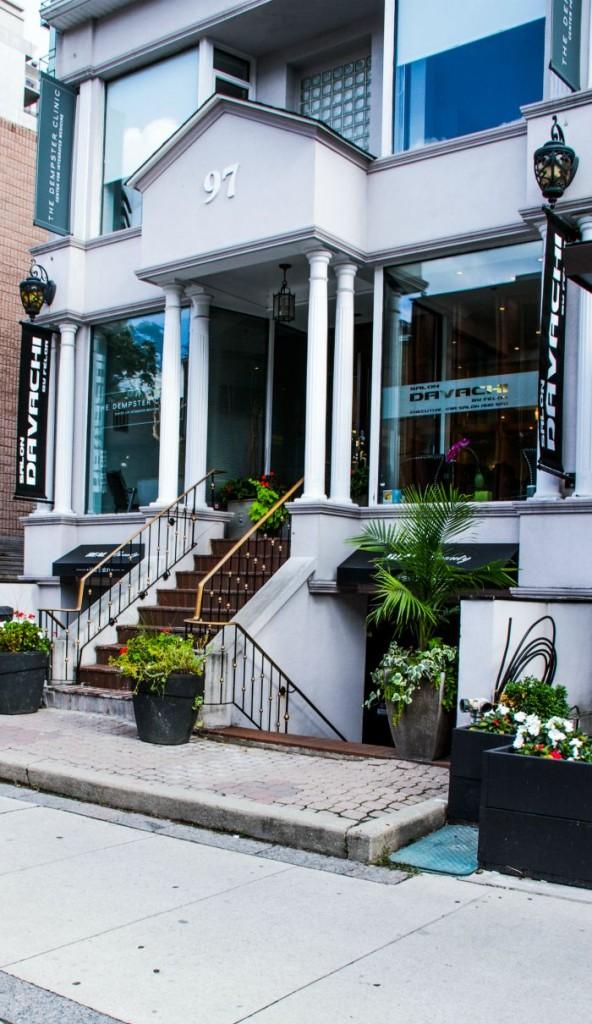 Salon Davachi // Toronto Beauty Reviews