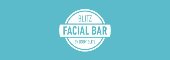 Quickie Facial at Blitz Facial Bar