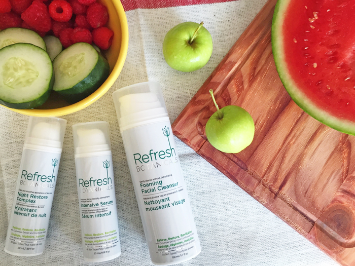 Refresh Botanicals // Toronto Beauty Reviews