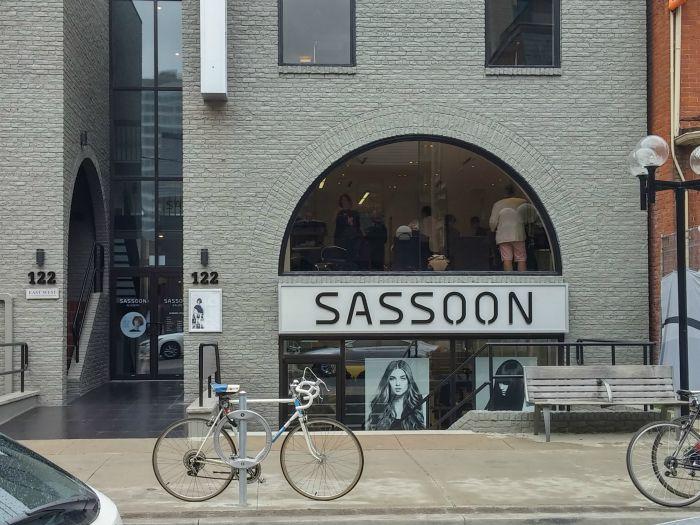 Sassoon Salon Toronto Relocates