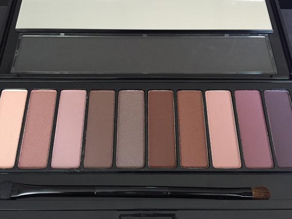 L'Oréal Colour Riche La Palette Nude // Toronto Beauty Reviews