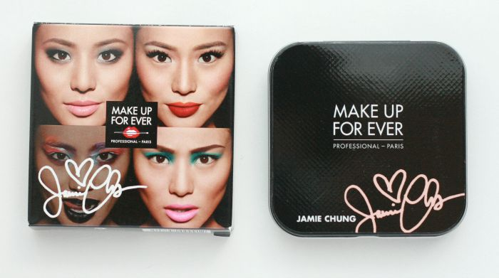 Make Up For Ever Brand Campaign